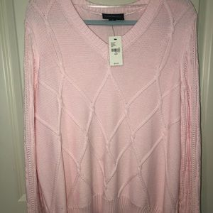Lane Bryant Cable Knit Sweater